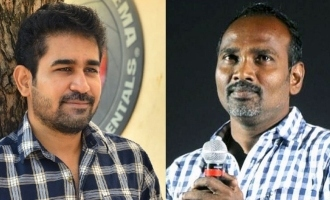 Vijay Antony teams with Vijay Milton!