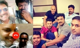 Thalapathy Vijay's super fun Friendship Day moment goes viral