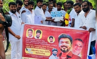VMI Councilor wins hearts for his welfare work after the next day of the election victory!