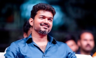 I have a huge crush on Thalapathy Vijay; popular actress reveals