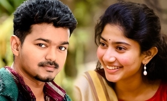 Sai Pallavi uses Thalapathy Vijay's technique