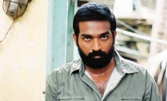 Vijay Sethupathi reveals the real story behind his Sathya photoshoot!