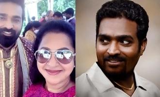 Radhika Sarathkumar supports Vijay Sethupathi acting in 800!