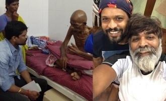 Vijay Sethupathi sends help for actor Thavasi's cancer treatment