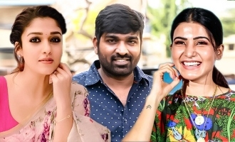 Breaking! Vijay Sethupathi to romance Nayanthara and Samantha ?