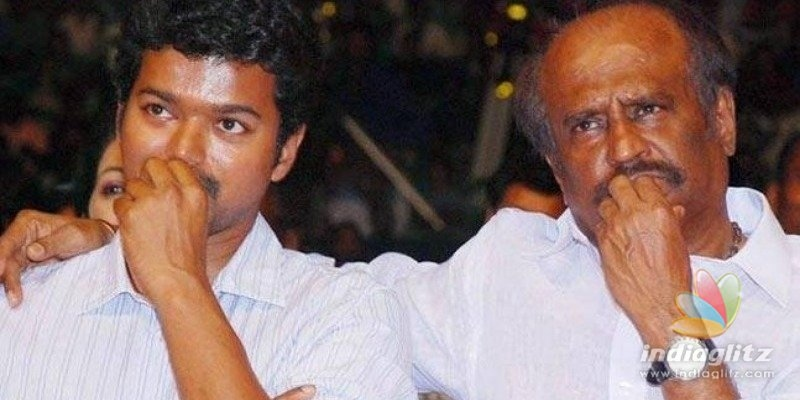 Young actress chose Vijay over Rajini