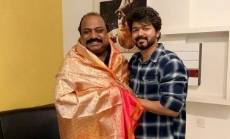 Vijay's Master producer to launch star's sibling as hero?