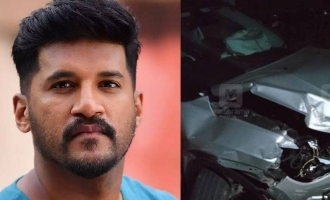 Singer Vijay Yesudas meets with an accident!