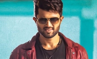 Vijay Deverakonda's massive initiative helps 17000 families in lockdown!