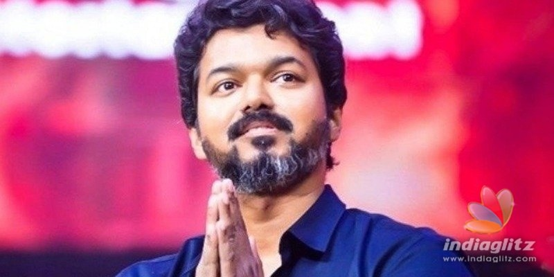 Thalapathy Vijays important message to his fans ahead of his birthday