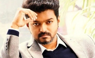 Do you know who is Vijay's captain in 'Thalapathy 63'?