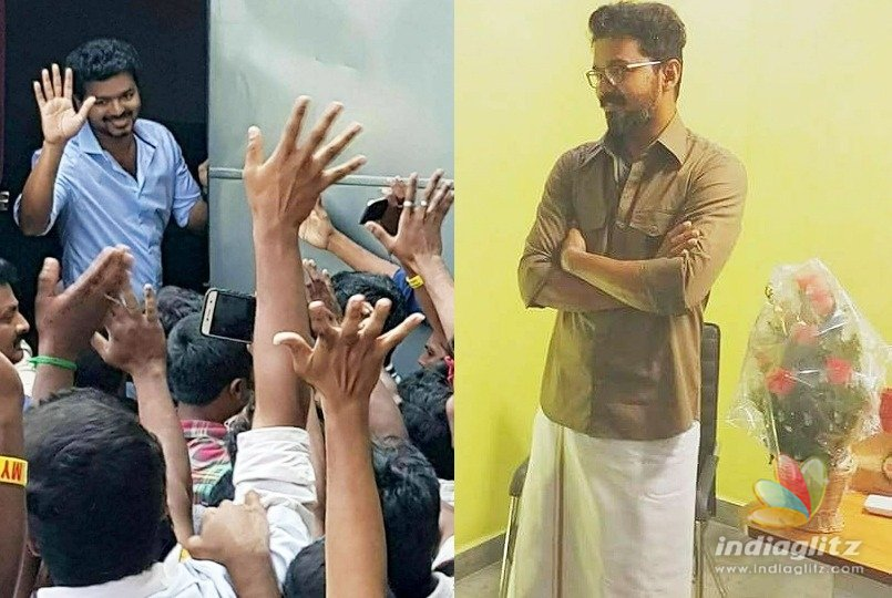 Whoa  ! Thalapathy62 next schedule official details revealed
