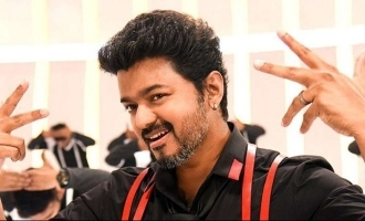 Thalapathy Vijay and Raghava Lawrence take top two positions among Indian actors