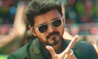 Young actress declares she is Thalapathy Vijay fan in Bollywood