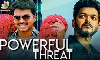 VIjay's Silence : A Powerful Threat | Thalapathy Birthday Special