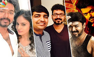 Happy Birthday Vijay anna : Comedian Sathish, Nandita & more