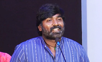 Varalaxmi Sarathkumar is VERY BOLD and FAST : Vijay Sethupathi