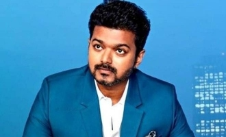 Thalapathy Vijay in talks with young pan Indian mega blockbuster hit movie director