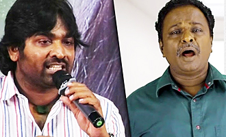 Reviews are just Opinions, NOT final Truths : Vijay Sethupathi Speech
