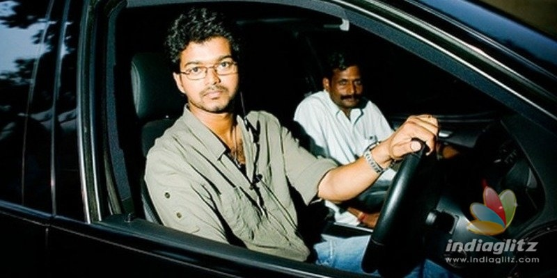 Thalapathy Vijay familys first car was given by a Superstar