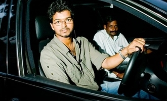 Thalapathy Vijay family's first car was given by a Superstar