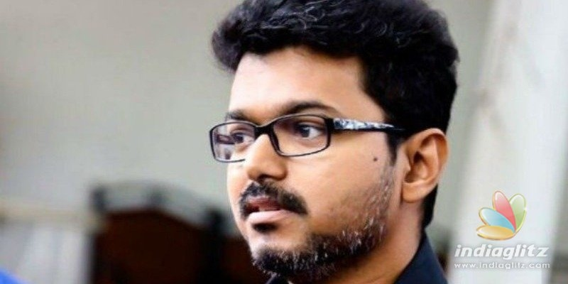 Thalapathy Vijay summoned again by IT department