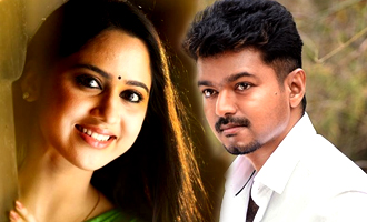 Mia Goerge's confirmation about acting in 'Vijay 60'