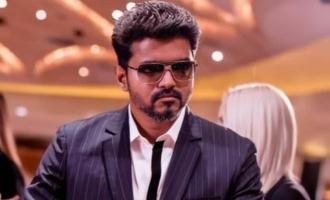 Vijay okays his double blockbuster director for  'Thalapathy 65'?