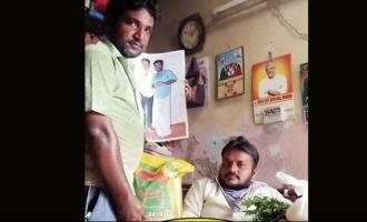 அஜித் ரசிகருக்கு போய் சேர்ந்த விஜய் கொடுத்த உதவித்தொகை ரூ.5000!