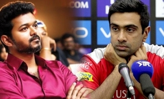 Ravichandran Ashwin worried by negative hashtag against Vijay!