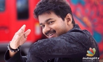 Thalapathy Vijay pairing with young actress for the third time in special movie?