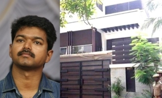 Bomb threat to Thalapathy Vijay's house
