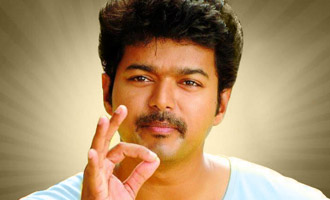 Vijay speaks about Next Superstar title