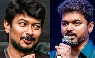 Udhayanidhi Stalin said about Vijay Bigil audio function speech