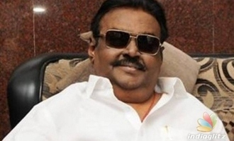 Captain Vijayakanth offers to turn his college and party office into coronavirus hospitals