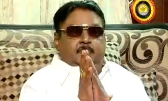 Fans upset with Captain Vijayakanth!