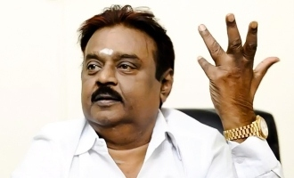 vijayakanth says he will give place for doctors who dead in corona