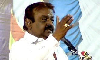 Salute! Captain Vijayakanth offered all his wealth to public 20 years ago - Video