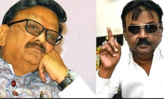 Captain Vijayakanth statement about SPB demise