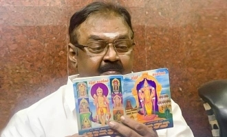 Vijayakanth video about Kandha Sashti Kavasam issue