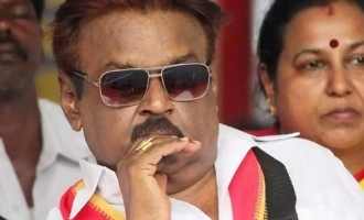 Shocking: DMDK leader Vijayakanth tests positive for Coronavirus!