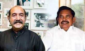 Vijayakumar important request CM Edappadi Palanisamy