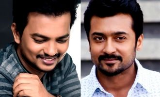 Suriya and 'Uriyadi' Vijayakumar join hands