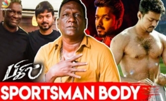 Thalapathy Vijay will ignore all criticisms - Footballer I M Vijayan interview