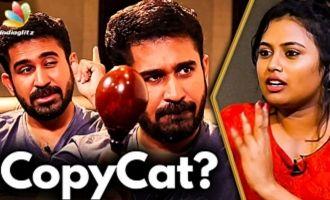 Did Vijay Antony Copy Music or Not ? | Interview