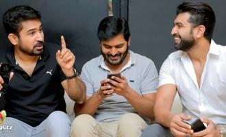 விஜய் ஆண்டனி - அருண்விஜய் படத்தின் புதிய அப்டேட்!