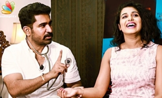 Vijay Antony Turns Real Doctor - Shilpa Manjunath Interview