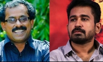 Vijay Antony's emotional statement on Babu Sivan's demise!