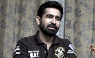 Vijay Antony's clarification on 'Glamour Song' controversy