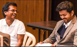AR Murugadoss left from Thalapathi 65 movie
